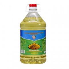 哈萨克斯坦进口葵花籽油5L装(新旧包装随机发货)