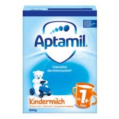 新版:德国爱他美婴幼儿配方千亿国际娱乐网站Aptamil  1+段(1-2岁)600g/盒