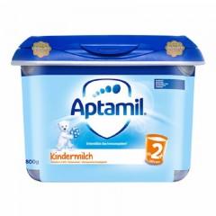 德国爱他美(Aptamil)幼儿配方亚博娱乐手机app官网 2+段(24个月以上) 800g/罐 新版安心罐