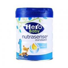 荷兰本土美素白金版澳门银河真人娱乐1段(0-6个月)Hero baby 荷兰原装进口 800g